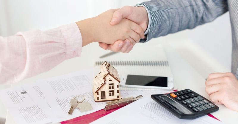 การกู้ซื้อบ้าน